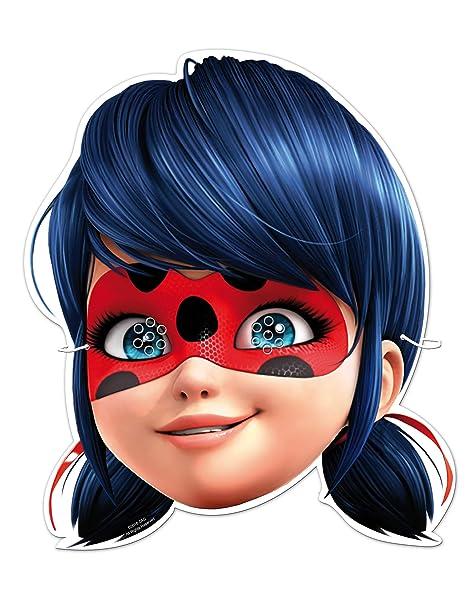 Prodigiosa: Las Aventuras De Lady Bug 5653464 Careta Ladybug ...