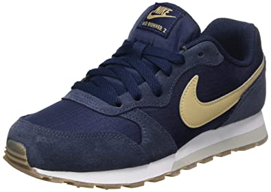 a43ace0742 Nike Boys' Md Runner 2 (Gs) Trainers: Amazon.co.uk: Shoes & Bags