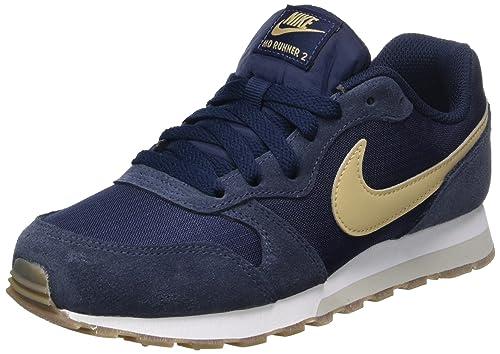 Nike MD Runner 2 GS Zapatillas de Running para Niños