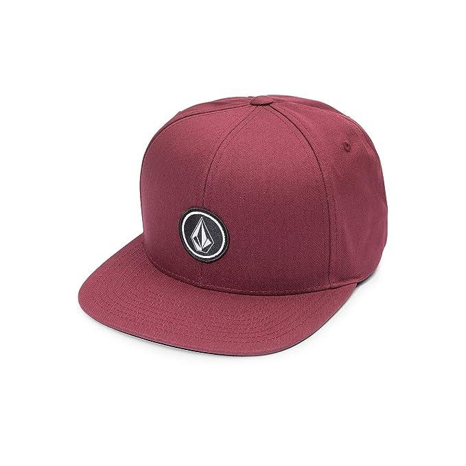 c04be9440fa47 Amazon.com  Volcom Men s Quarter Twill Hat