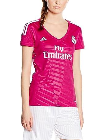 Real Madrid Away Womens Shirt 2014 2015: Amazon.co.uk: Clothing