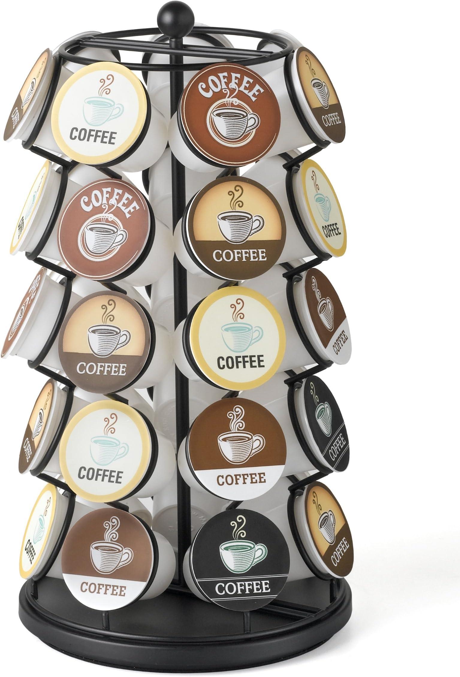 coffee pod holders amazon com rh amazon com