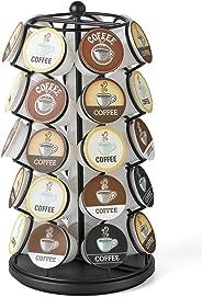 K-Cup - Carrusel con capacidad para 35 K-tazas en color negro