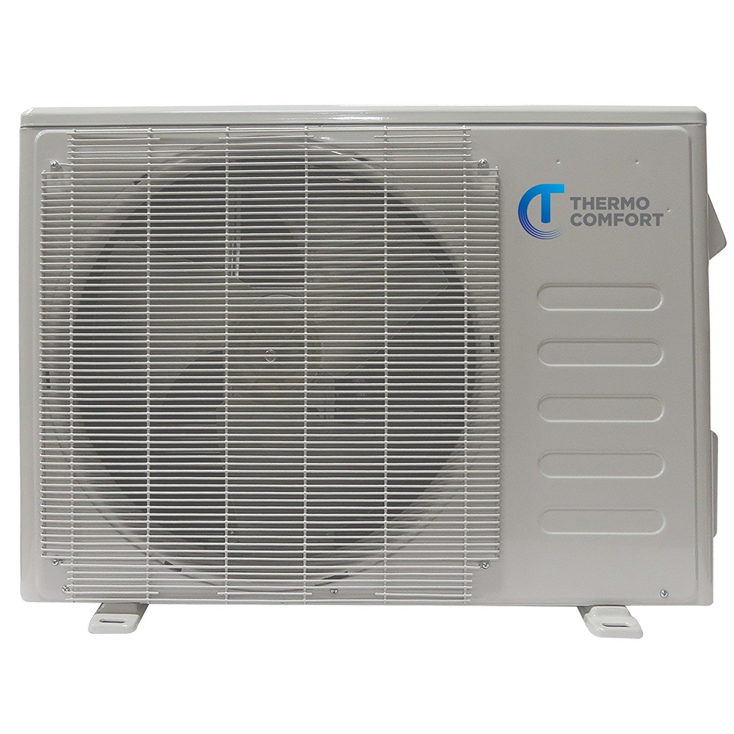 Amazon.com: Thermo Comfort Mini Split Air Conditioner - 18000 BTU - 1.5 Ton - 21.5 SEER Inverter with Android WiFi - Ductless Heat Pump - AC Unit Split ...