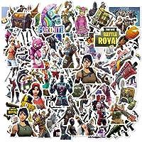 Vinyl Gaming Stickers voor Kinderen (104 stuks), Laptop Stickers voor Auto Motorfiets Fiets Bagage Sticker Graffiti Spel…