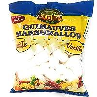 Amira Vanilla Marshmallows - Halal - 250 Gram Bag