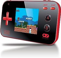 My Arcade Gamer V: Portable Gaming System - Red/Black