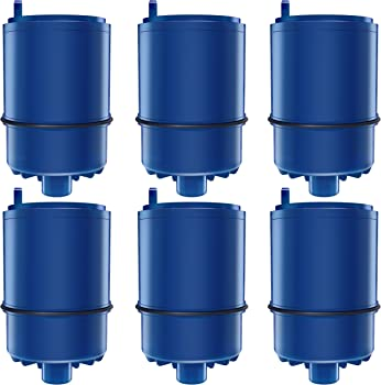 6-Pack AQUACREST Water Filter Replacement