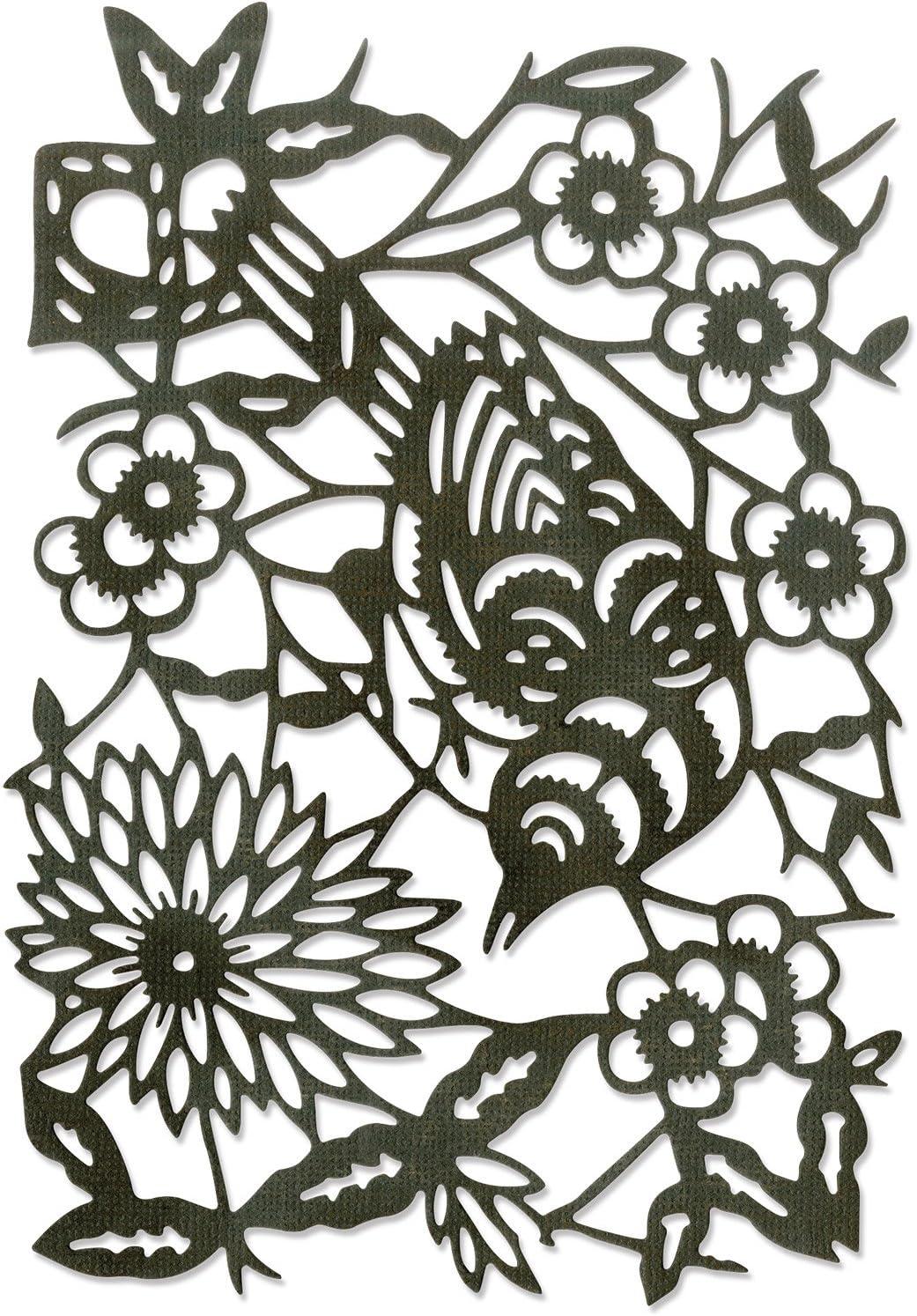 Sizzix THoltz Thinlits Die Paper Cut Bird