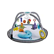 Fisher-Price Jonathan Adler Sensory Gym, Black/White