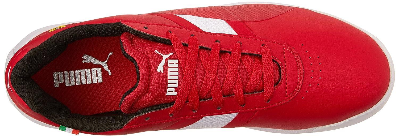 Puma Ferrari Pattini Dell'alto Caviglia Amazon gcliq03e