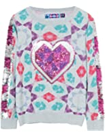 Desigual Gabo, Sweat-Shirt Fille