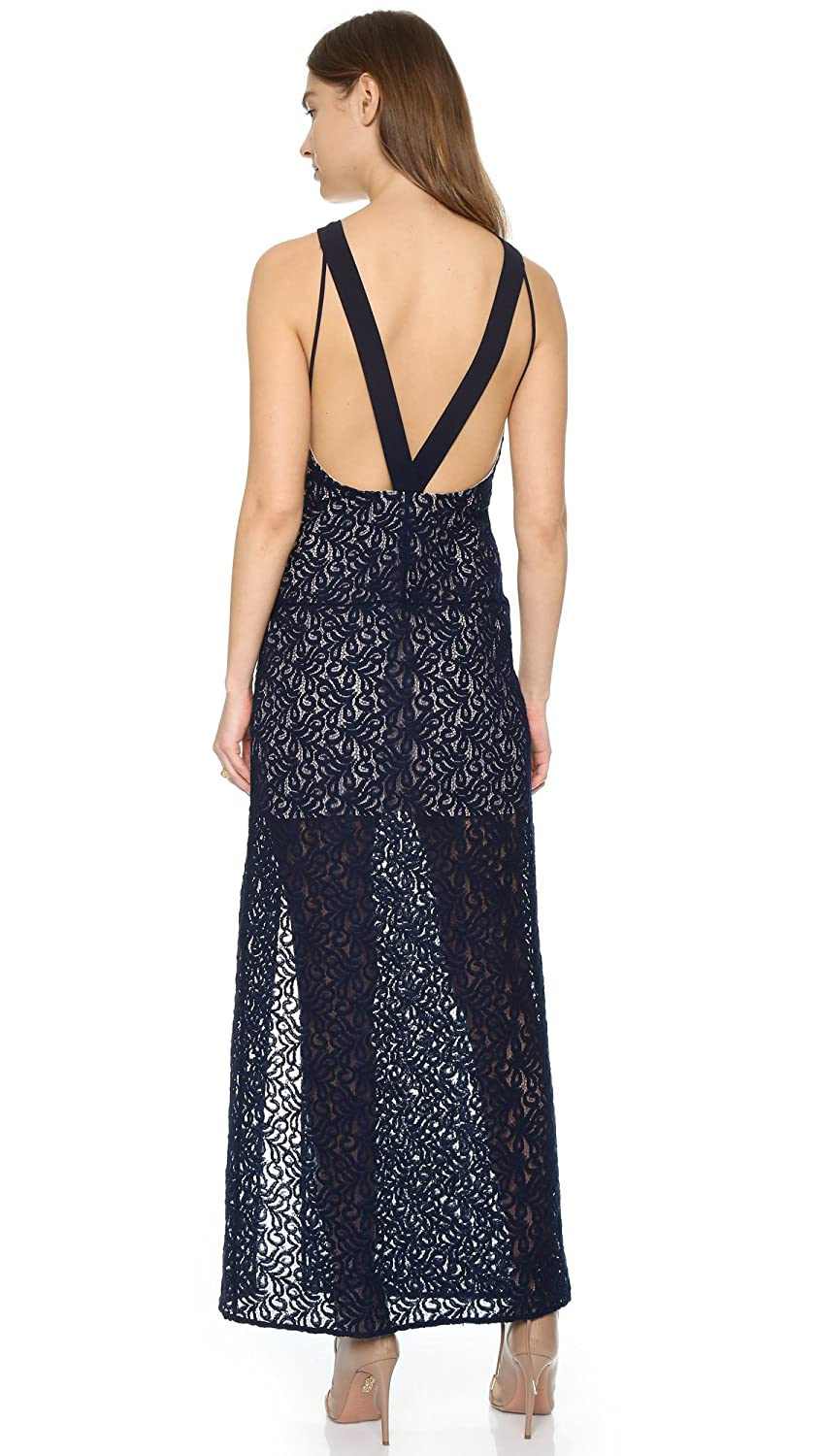 Free People Simply Lace Column Dress at Amazon Women\'s Clothing store:
