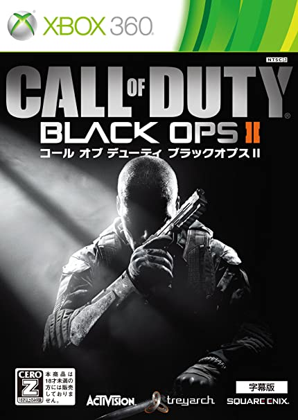 Call of Duty:Black Ops 2 字幕版(xbox360)