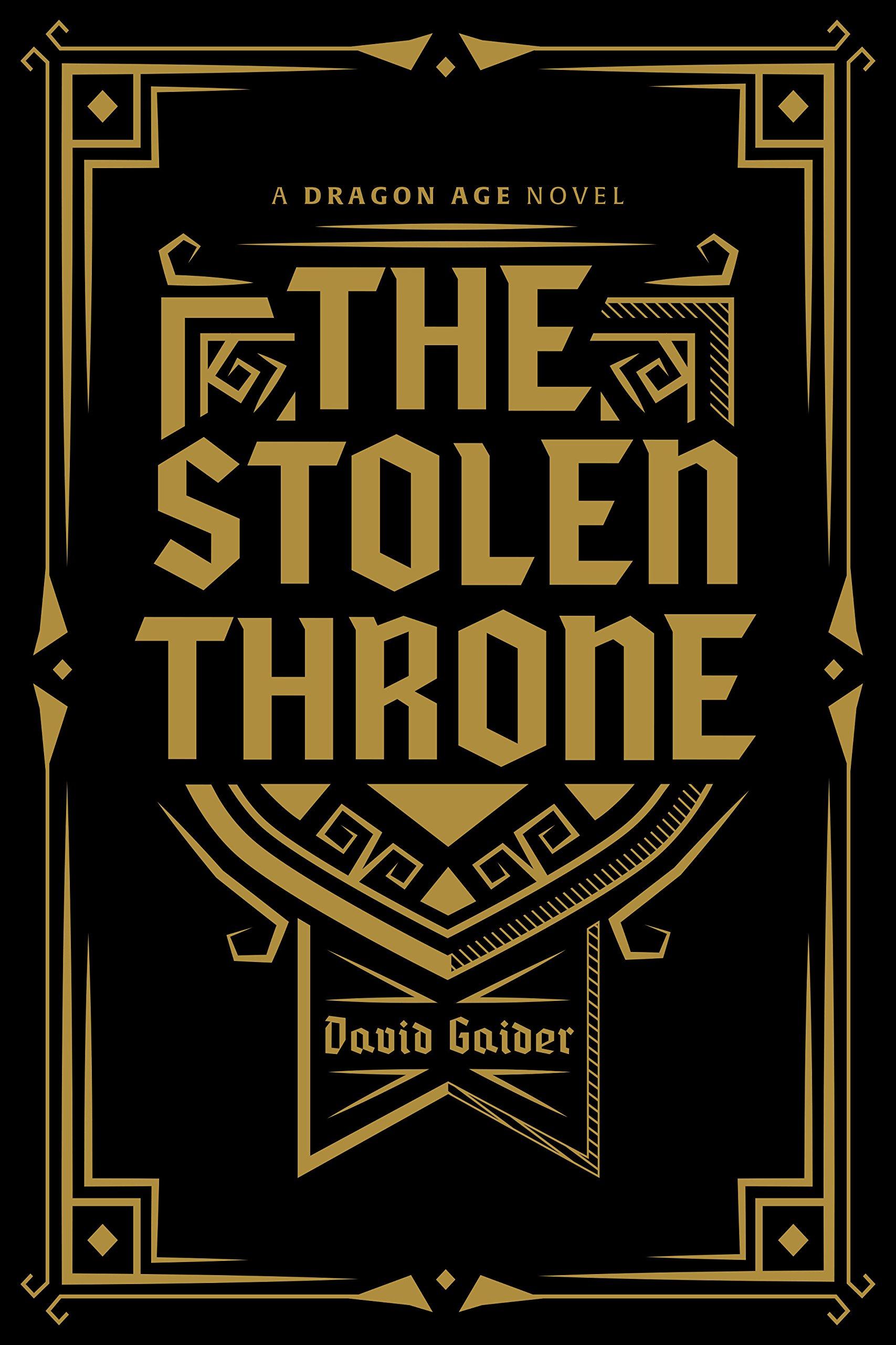 Amazon.com: Dragon Age: The Stolen Throne Deluxe Edition ...