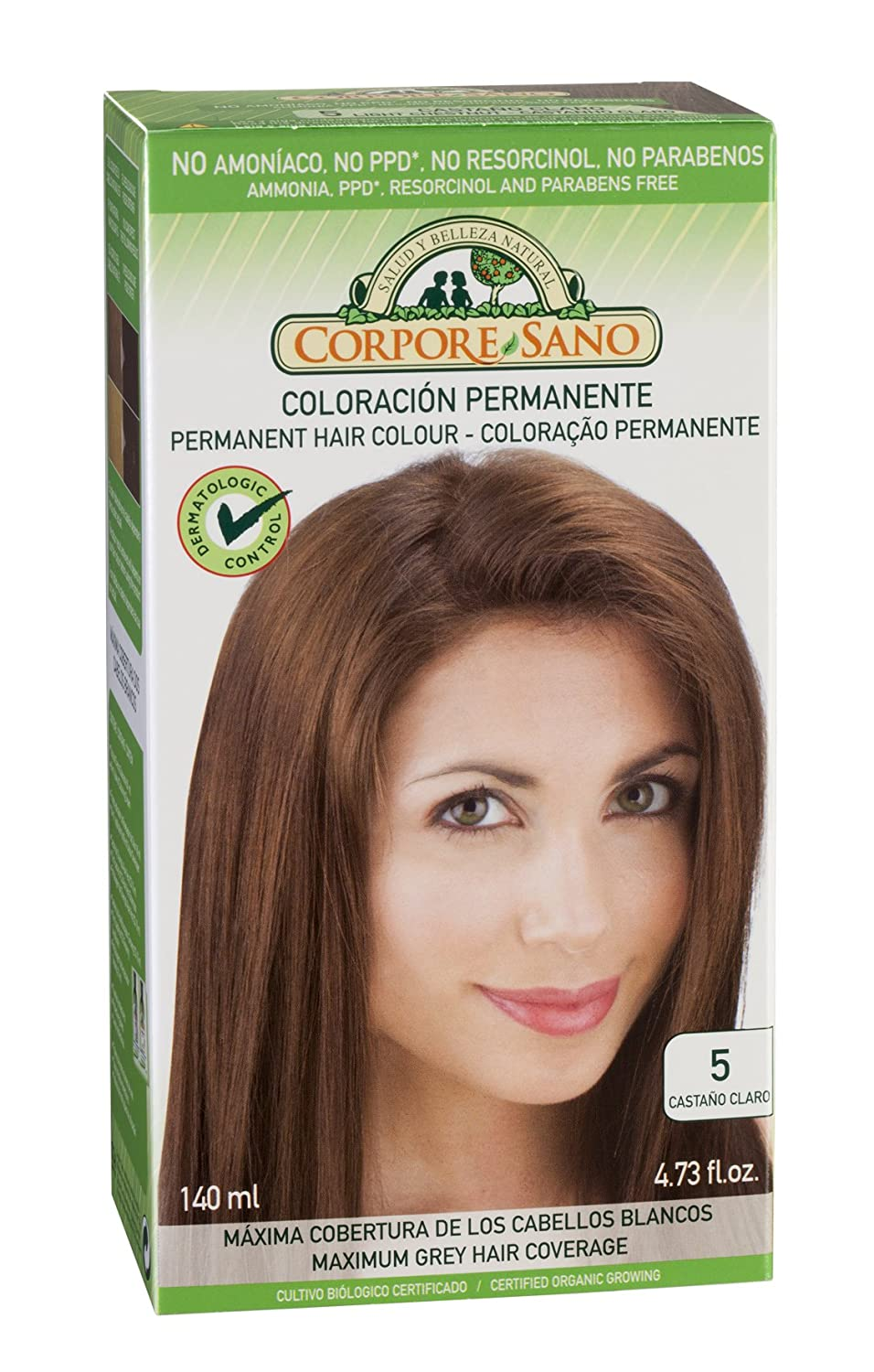 Amazoncom  Permanent Hair Colour Does Not Contain PPD AMMONIA