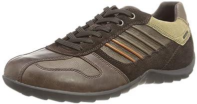 23e747528c Geox U Pavel, Men's Low-Top Sneakers: Amazon.co.uk: Shoes & Bags