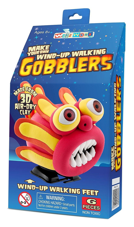 Red University Games 69032 Wind-Up Walking Gobbler