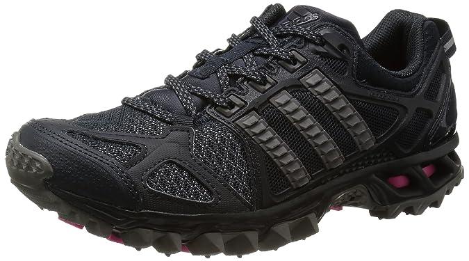 Adidas kanadia tracce 6, unisex adulto scarpe da corsa.