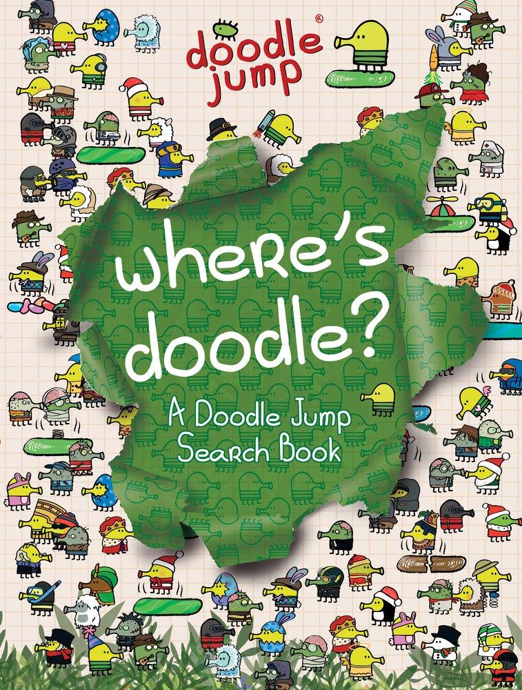 Where's Doodle? A Doodle Jump Search Book pdf epub