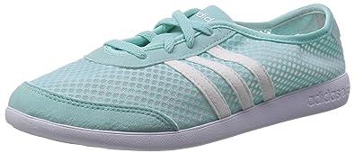 Adidas / Neo - Qt Lite Donne Formatori / Adidas Scarpe Blu 7: Scarpe 4025d8