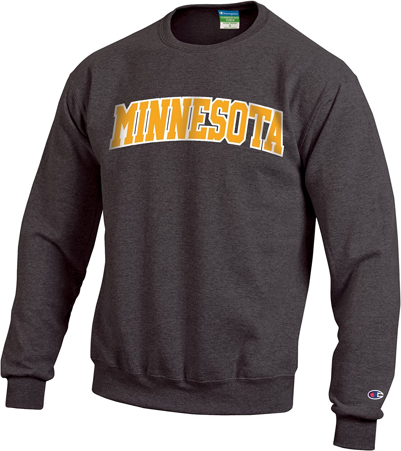 NCAA Mens Eco Powerblend Crew Neck Sweat Shirt