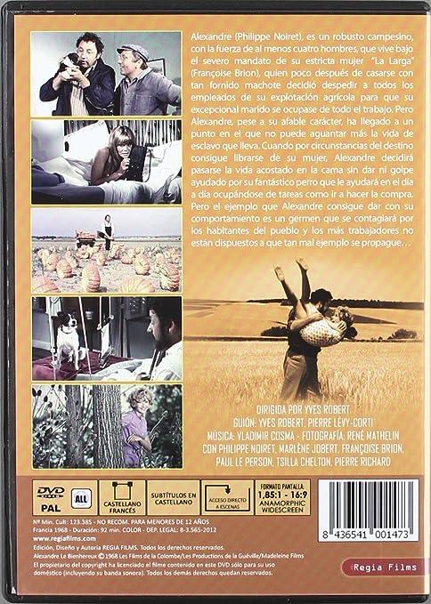 Amazon.com: Alexandre Le Bienheureux (EL ARTE DE VIVIR PERO BIEN) - Audio: Francais, Spanish - Region 2: Movies & TV