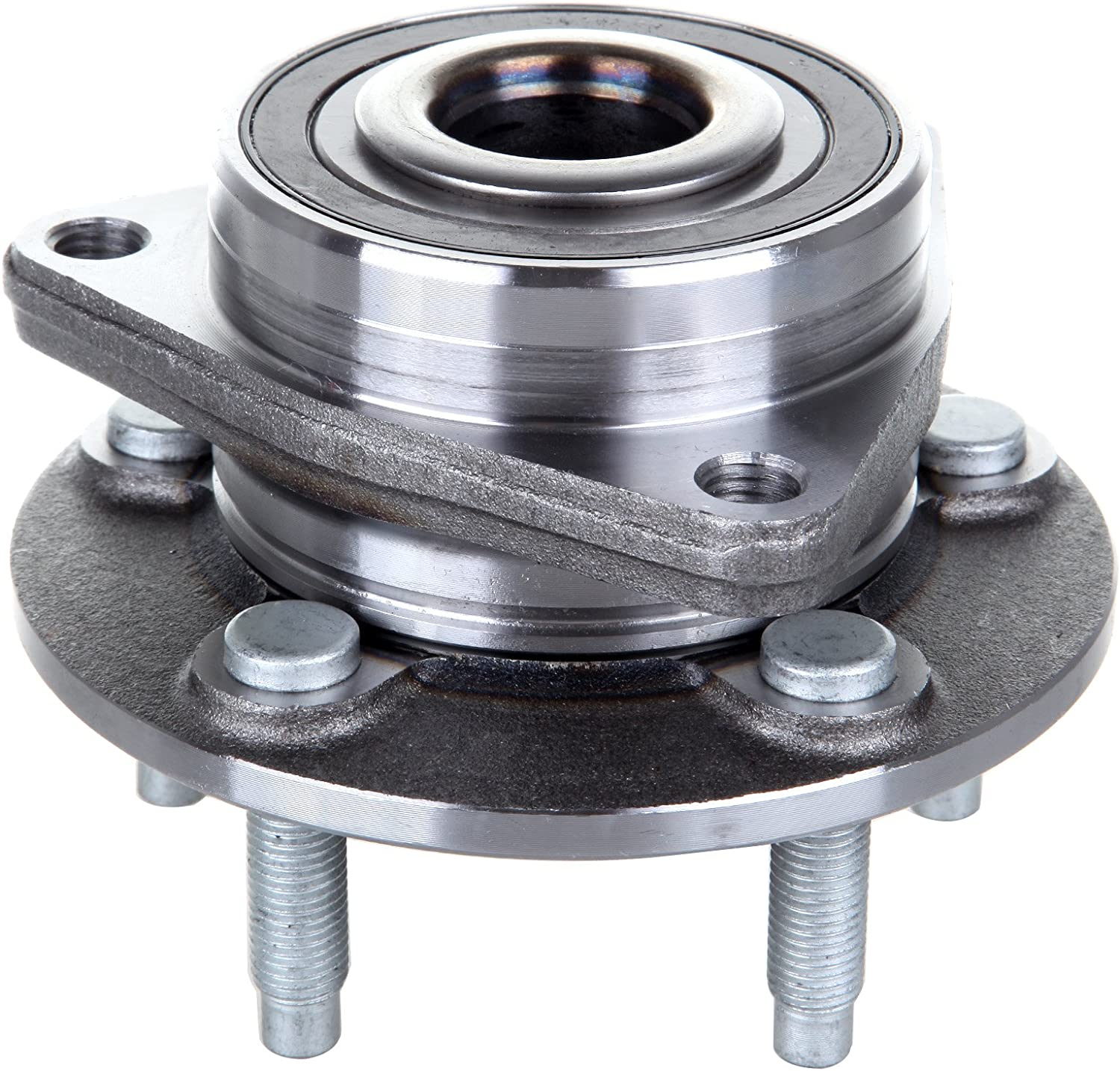 ECCPP Front Wheel Hub Bearing Assembly 5 Lugs for 2011-2015 Chevy Cruze Compatible with 513315