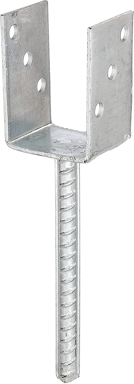 GAH-Alberts - Anclaje en U para postes con anclaje de acero ...