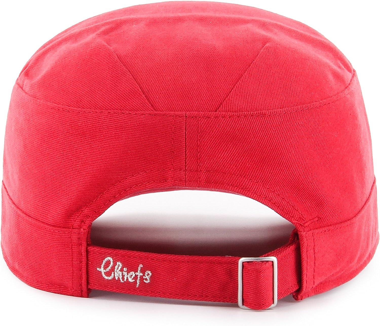 NFL Womens OTS Shipmate Cadet Military-Style Adjustable Hat