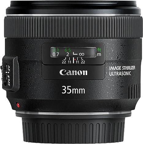 Canon Ef 35mm F 2 Is Usm Lens Camera Photo