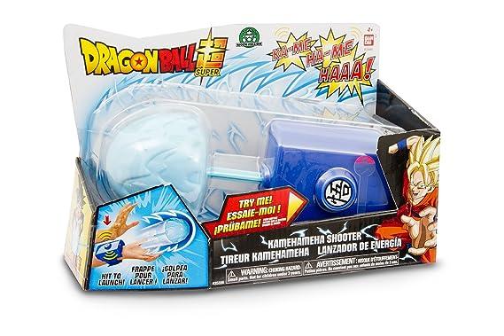 Giochi Preziosi- Dragon Ball Super Bracciale Lanciatore, Multicolore, DRU05000