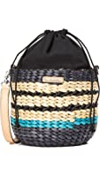 Rebecca Minkoff Women's Mini Basket Cross Body Bag