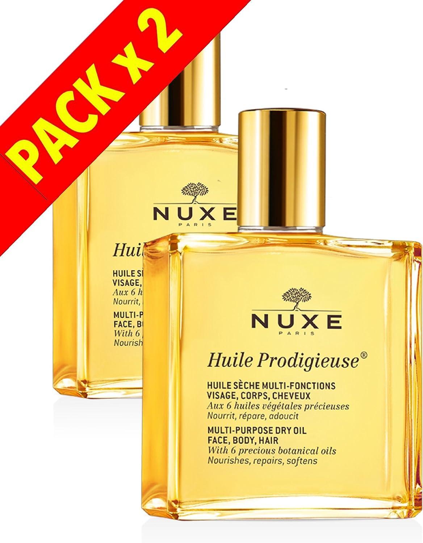 NUXE - Dry Oil Huile Prodigieuse MULTI-USAGE SKIN CARE: Amazon.es ...