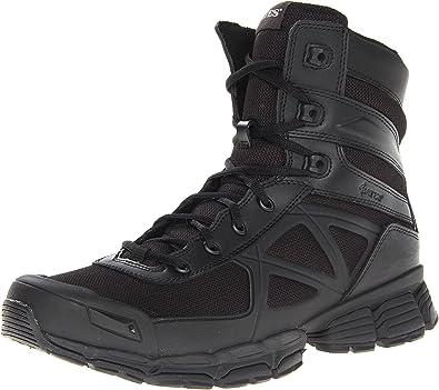 Schuhe BATES - Velocitor E04032 Black WAfX6ih