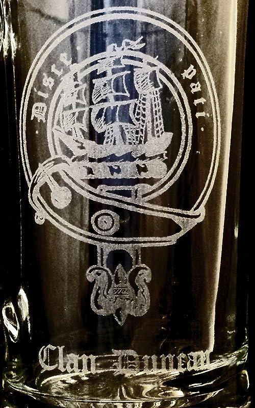 Clan Duncan Scottish Crest 27oz Stein
