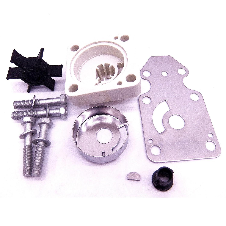 SouthMarine 63V-W0078-00 Water Pump Impeller Repair Kit for Yamaha F15 15hp 4-Stroke Outboard Motors