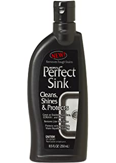 Hopeu0027s Perfect Sink   8.5 Oz Sink Cleaner And Polish, Restorative,  Water Repellant