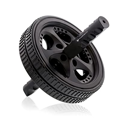 ad9eb1fb633 Amazon.com   PharMeDoc Ab Roller Wheel - Abdominal Workout Equipment for Core  Exercise