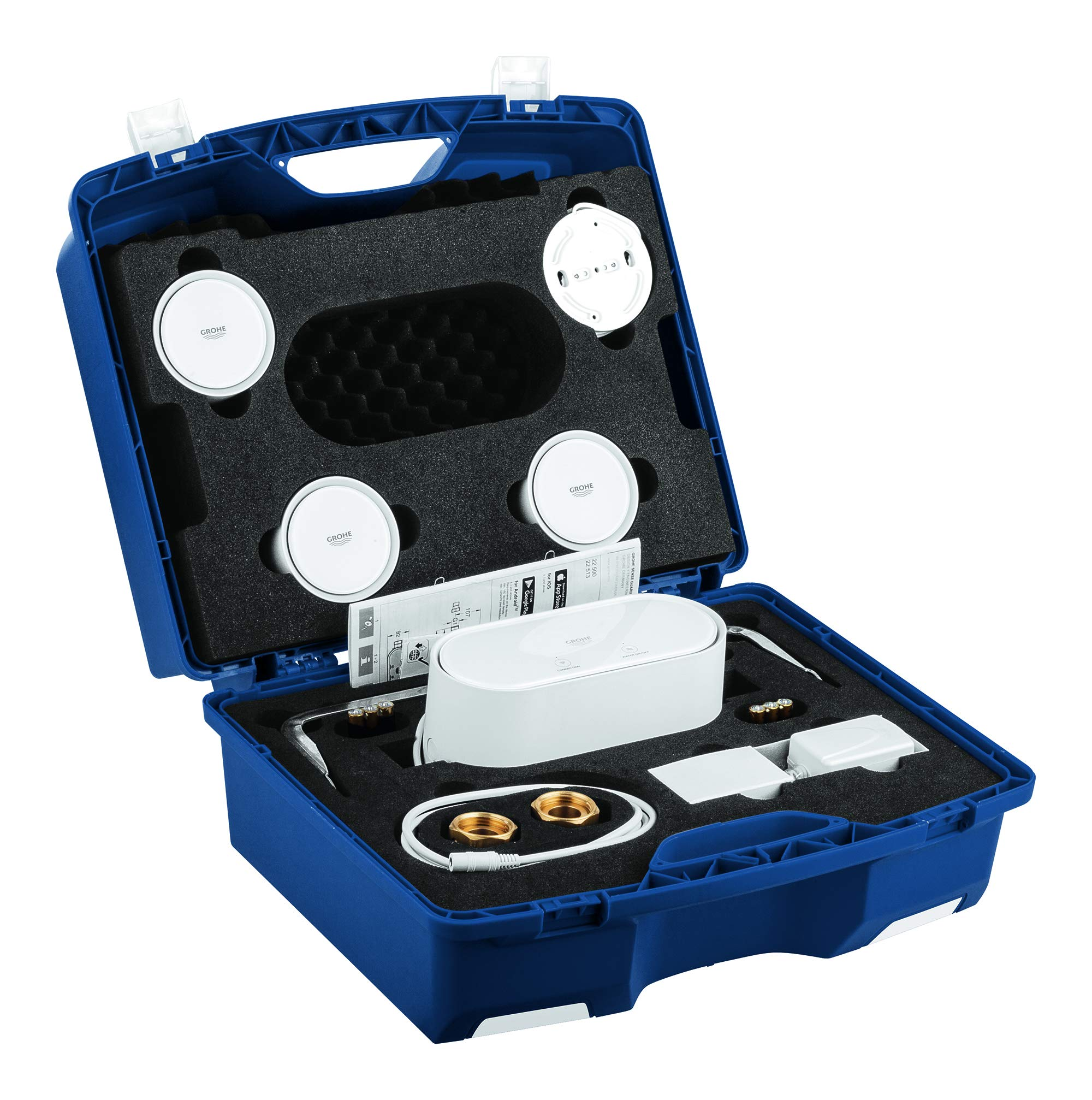 GROHE 22602LN0 Sense Guard Water Security Kit