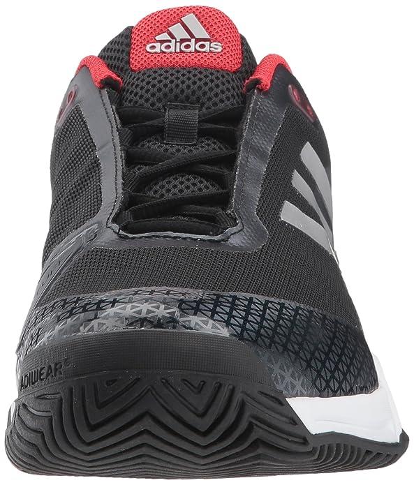 newest bf3e7 c32dc Amazon.com  adidas Mens Barricade Club Tennis Shoe  Tennis  Racquet  Sports