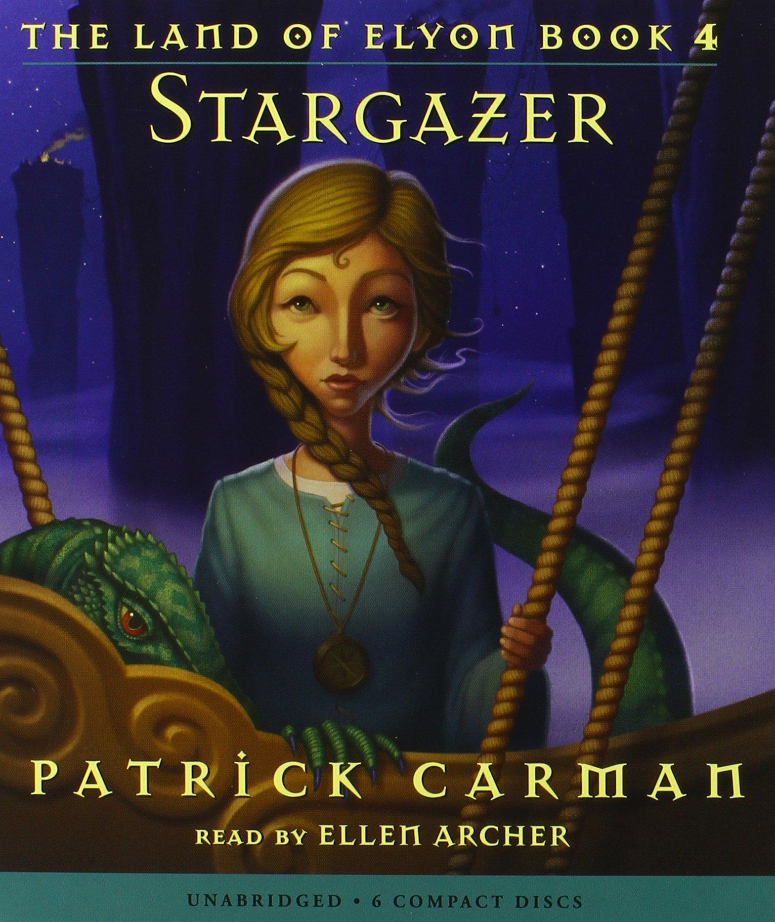 The Land of Elyon #4: Stargazer - Audio