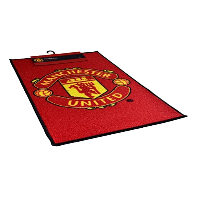 edbe03ff1ec Man Utd Rug. Roll over image to zoom in. Manchester United F.C.