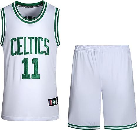 No. 11 Kyrie Irving Boston Celtics Kyrie Irving # 11 Jersey de ...
