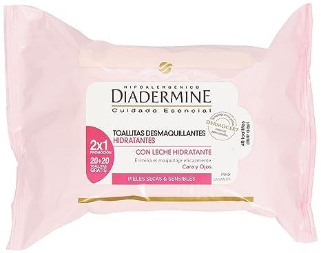 Diadermine Toallitas Desmaquillante 20 Un Of.2X1