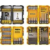 DEWALT Screwdriver Bit Set / Drill Bit Set, 111-Piece (DWA2FTS100)