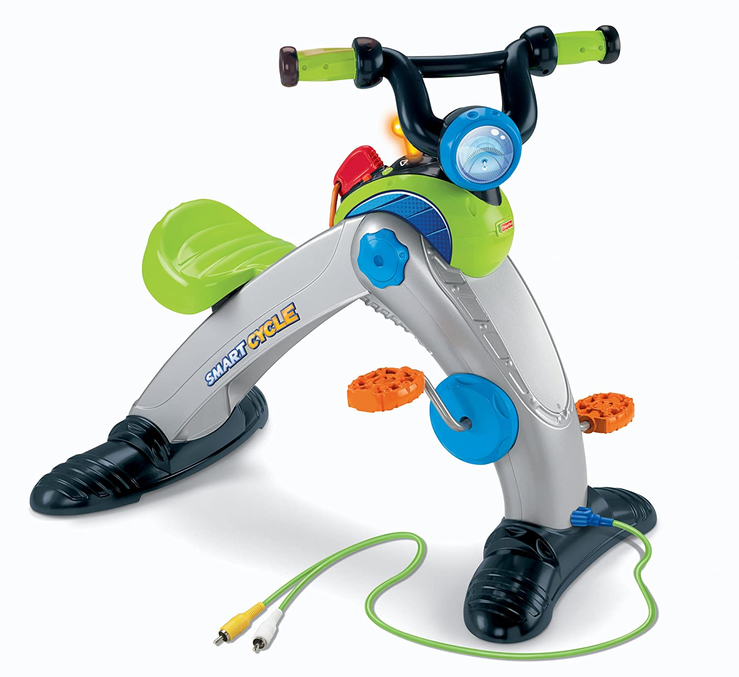 amazon com fisher price smart cycle 3d old version racing game w rh amazon com Smart Cycle Directions Smart Cycle Directions