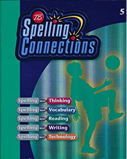 Spelling connections grade 6 j richard gentry 9780736746915 zaner bloser spelling connections grade 5 sciox Gallery