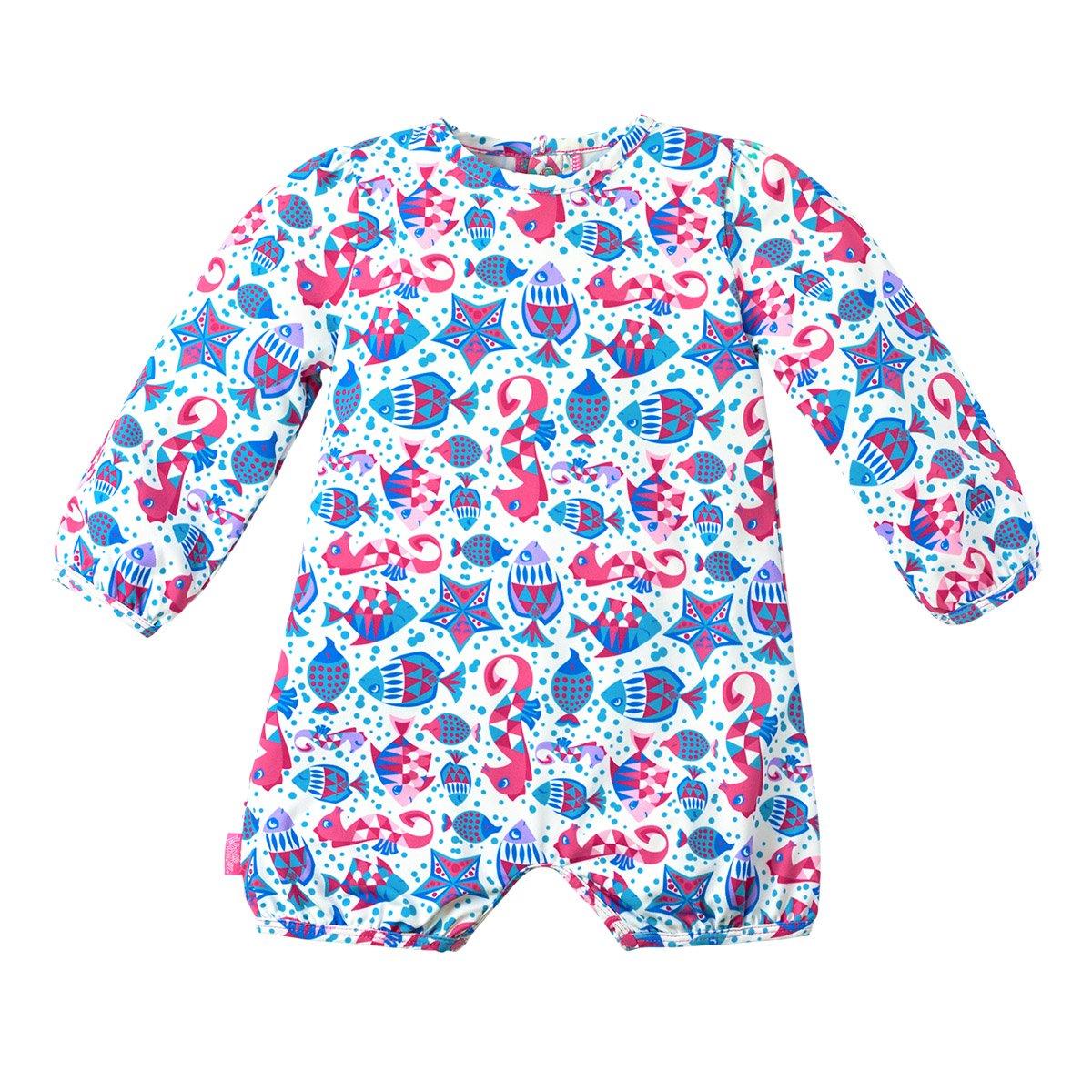 UV SKINZ UPF 50 Baby Girls UV Sunzie