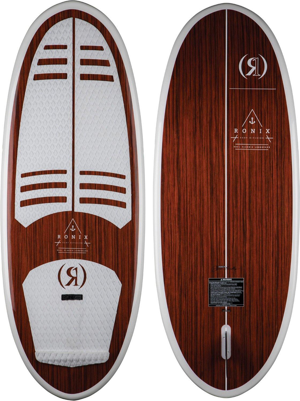 激安通販 2018 Ronix Koal Classic Longboard Wakesurf Koal Board Wakesurf B075NYZDBR ブラウン ブラウン 4'10\, シューズパーラー/shoesparlor:86fee4e1 --- arianechie.dominiotemporario.com